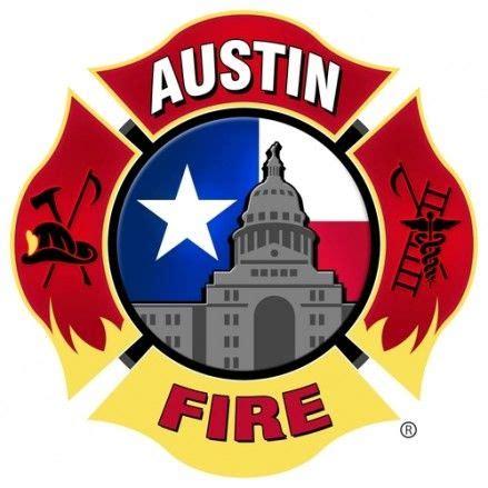 Austin Texas Fire Department Logo