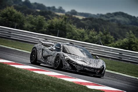 Mclaren P1 Gtr Is One Step Closer To Racing Autoevolution