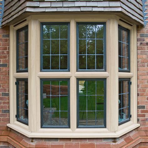 timber surrounds mullions metal windows