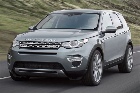 land rover discovery sport hse used 2016 land rover discovery sport for sale pricing features edmunds