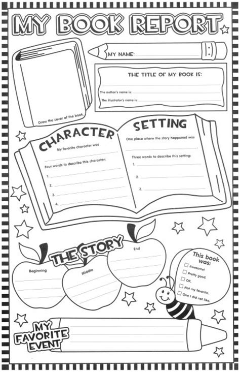 story book template best 25 book report templates ideas on book review template book templates and