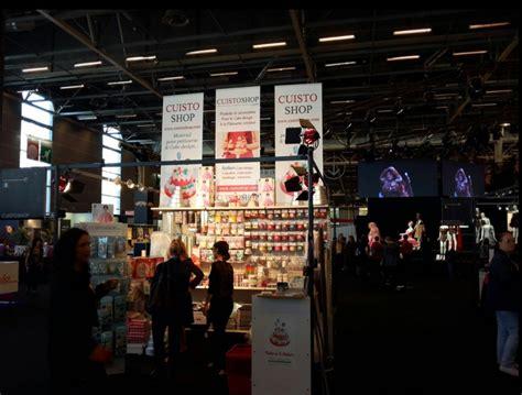 Cuistoshop Au Salon Mondial Du Chocolat Paris Cuistoshop