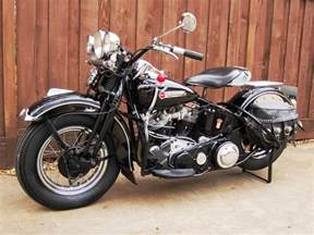 belly belt 1948 harley davidson fl panhead by adolph ogar