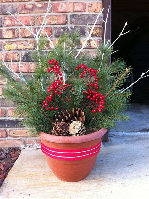 outdoor christmas decor craft ideas pinterest