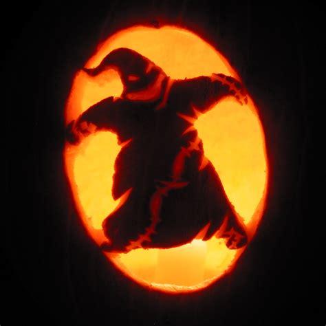 Oogie Boogie Pumpkin Design by Gallery For Gt Nightmare Before Christmas Pumpkin Stencils