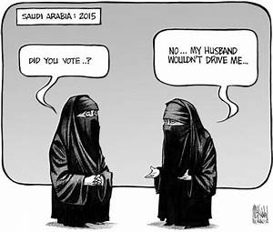Voting but not driving: what part of progress for Saudi ...