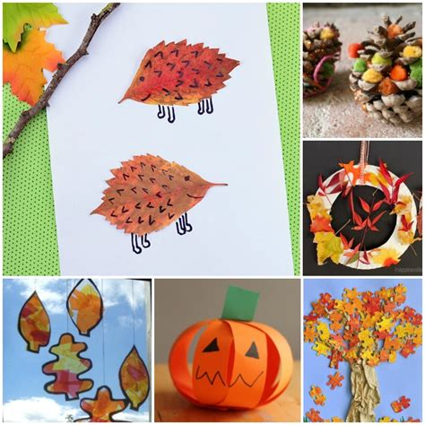 40 fall crafts and activities the kindergarten connection 668 | Easy Fall Crafts for Kindergarten