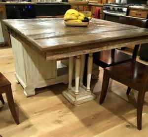 buffet kitchen island from buffet to rustic kitchen island hometalk