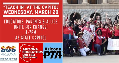 Arizona Teachers To Announce Demands On Pay  Phoenix New Times