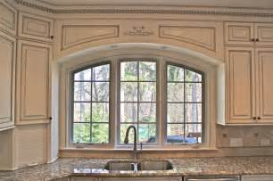 kitchen cabinet trim molding ideas custom arched valance traditional kitchen chicago