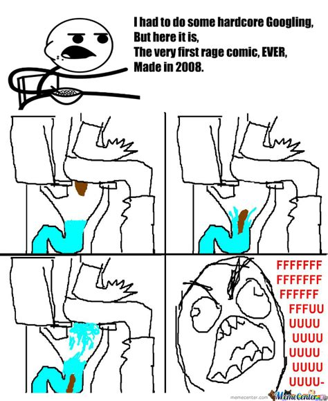 Meme Comic Character - first rage comic ever by bpere11 meme center