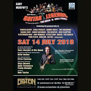 Buy Guitar Legends Tickets Guitar Legends Tour Details