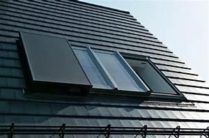 Roto Frank Rollo : roto panorama dachfenster azuro au enansicht wohndachfenster dachgauben einbau service ~ Frokenaadalensverden.com Haus und Dekorationen