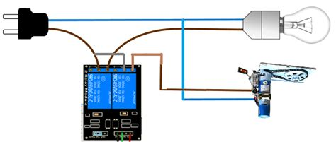 Arduino Garage Door Opener Using Bluetooth