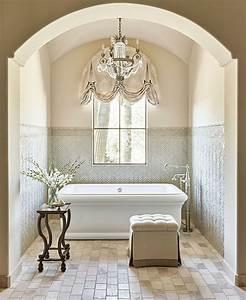 Design, Ideas, For, Neutral, Color, Master, Bathrooms