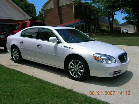 Buick Lucerne Cxl 2007 by 2007 Buick Lucerne Overview Cargurus