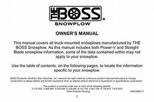 26 Boss V Plow Wiring Diagram