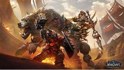 Warcraft Battle Azeroth Wallpapers Background
