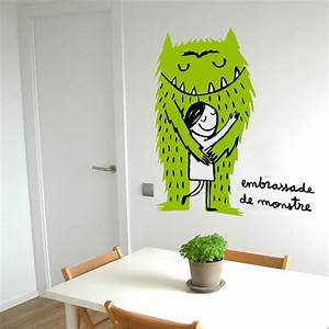 Wall decal monsters inc wall decals for kids room for Monsters inc wall decals for kids room