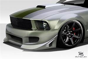 Front Bumper Body Kit for 2005 Ford Mustang 0 - 2005-2009 Ford Mustang Duraflex Blits Front ...