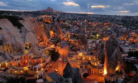 How The Ancient Underground City Of Cappadocia Became A