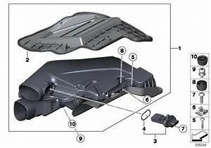 2015 Bmw 750ix Rubber Buffer  Alpina  Intake  Silencer