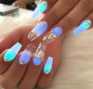 The 25 Best Cute Acrylic Nails Ideas On Pinterest Prom ...
