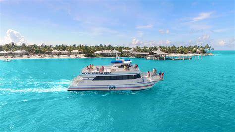 Glass Bottom Boat Key West by Key West Glass Bottom Boat Tours Fury Water Adventures