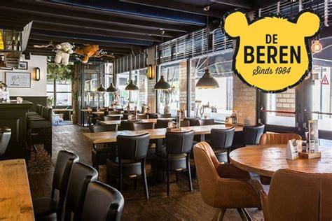 de beren opent restaurant  arnhem arnhem adnl