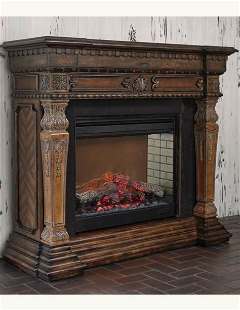 st andrews electric fireplace victorian indoor