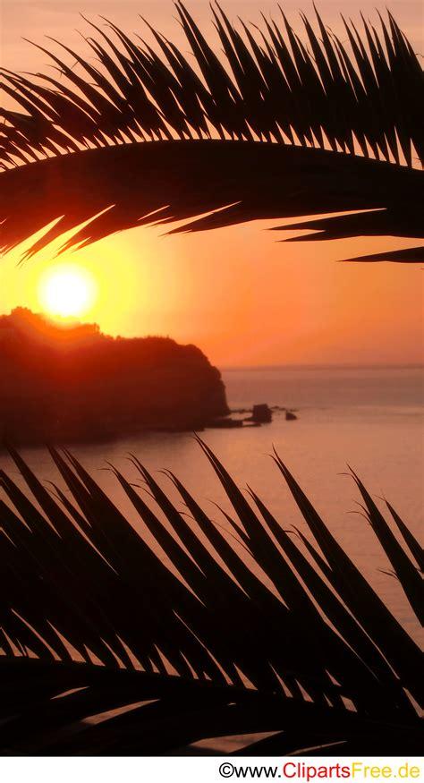 sonnenuntergang  italien foto clipart kostenlos