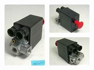 Diagram Air Compressor Pressure Switch