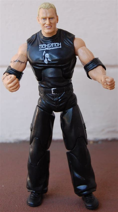 Chocolate Covered Action Figures: WWE: Deluxe Aggression ...