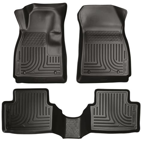 husky weatherbeater all weather floor mats for 2011 2016