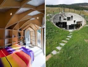 Spectacular House With Underground Garage by 10 Spectacular Underground Homes Around The World