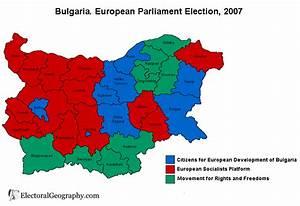 Bulgaria. European Parliament Election, 2007 | Electoral ...