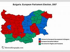 Bulgaria European Parliament Election, 2007 Electoral