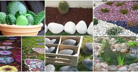 Cómo Decorar Los Mejores Jardines Con Piedras Plantas