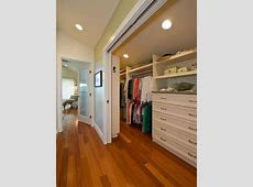 Narrow Walk In Closet Home Design Ideas, Pictures, Remodel