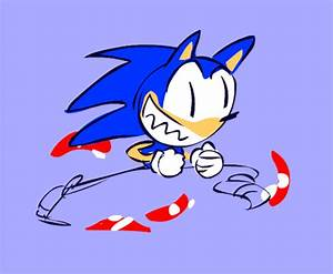 Dumb Running Sonic On Tumblr