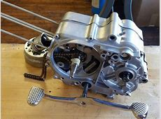 Vintage Motorcycle Engine Transmission Rebuilds, MA RI