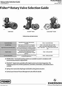 Emerson Fisher V500 Data Sheet