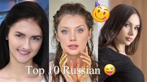 Top 10 Beautiful Russian Porn Stars ⭐️ 2020 😜 Vl3 By