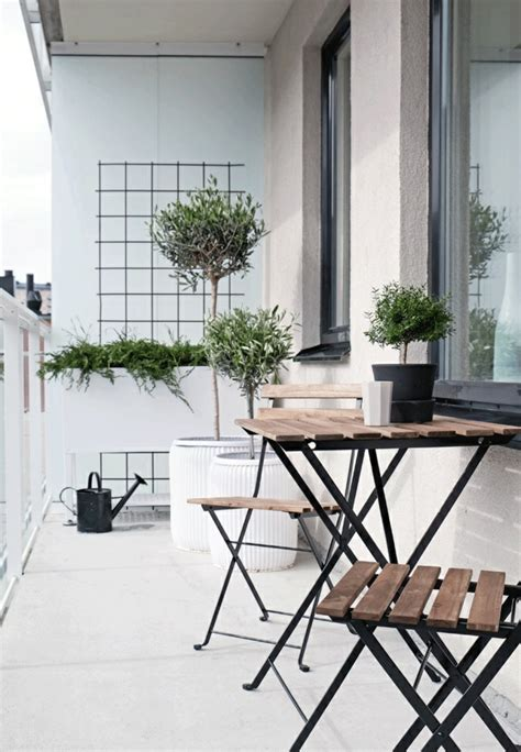 Kleine Balkone Schön Gestalten by 60 Inspirierende Balkonideen So Werden Sie Einen