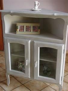 Meuble En Coin : petit meuble en coin la renovation de meubles sans le decapage ~ Teatrodelosmanantiales.com Idées de Décoration