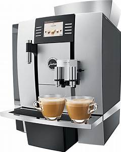 Jura Giga W3 Pro Aluminum Automatic Coffee Center