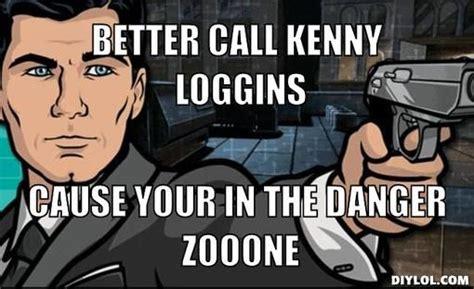 Archer Danger Zone Meme - google image result for http assets diylol com hfs 399 2a7 c02 resized archer danger zone meme