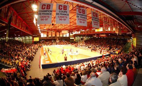 salle de la meilleraie cholet basket la meilleraie info stades