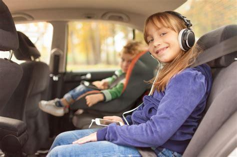 prepare  holiday road trips   kids
