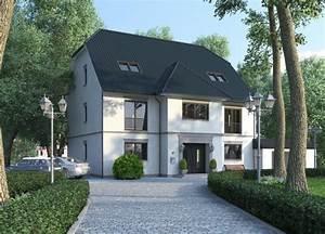 Stadtvilla 300 Qm : stadtvilla mit garage massiv bauen wilms ag ~ Lizthompson.info Haus und Dekorationen
